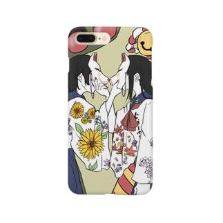 神の戯れ Smartphone cases