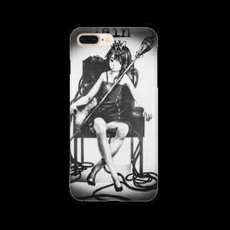 椎名ヤスヒラのlain03 Smartphone cases