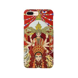 ネパール/クマリ Smartphone cases