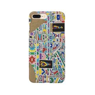 南アフリカ/ンデベレ族 Smartphone cases