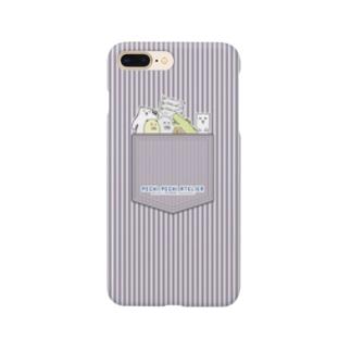 ゆるきゃらズ ヒッコリーver. Smartphone cases