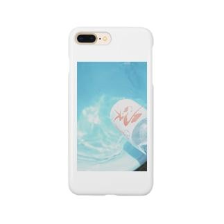 ラムネシリーズ Smartphone cases