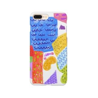 ハレノキブン Smartphone cases