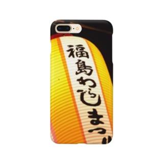 福島わらじまつり Smartphone cases