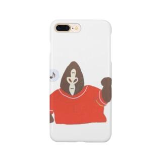 ごきげんなごりちゃん Smartphone cases