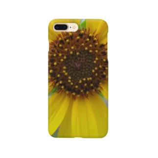 太陽とお友達!! Smartphone cases