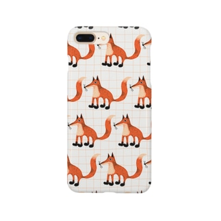 KITSUNE PATTERN Smartphone cases