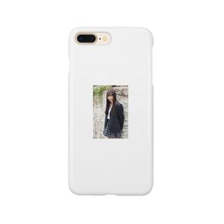 かわいい女子高生 Smartphone cases
