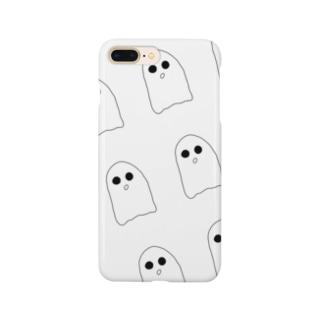 おばけ君 Smartphone cases