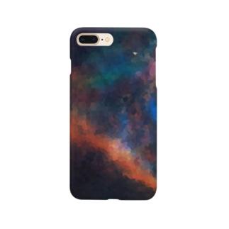 """MEMORIES:2 夜空に瞬く,虹の彼方へ"" Smartphone cases"