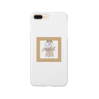 #ootd セルカスタイル Smartphone cases
