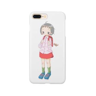 美優(Spring) Smartphone cases