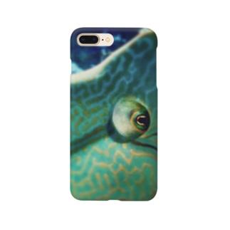 アオブダイ Smartphone cases