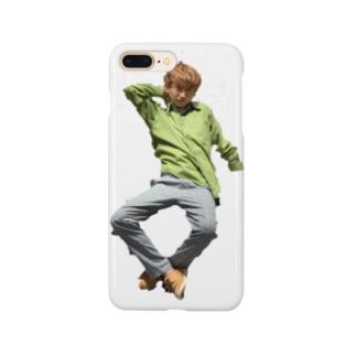 いけいけカッチー Smartphone cases