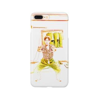 ネオン天悠 Smartphone cases