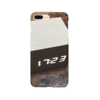 タイマー Smartphone cases
