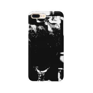 ブラック・コーク Smartphone Case