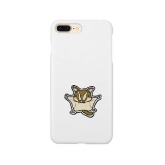 のんびりイラストグッズ Smartphone cases