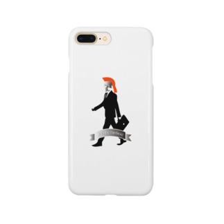 ビジネスマン Smartphone cases