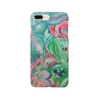 ピョー夏 Smartphone cases
