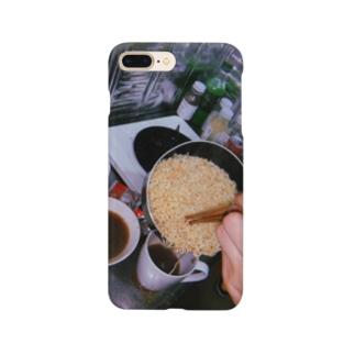 夜中のラーメン Smartphone cases