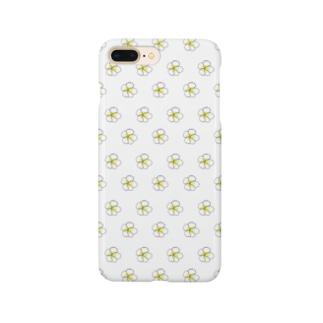 Plumeria Smartphone cases