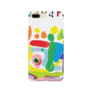 沖縄パラダイス Smartphone cases
