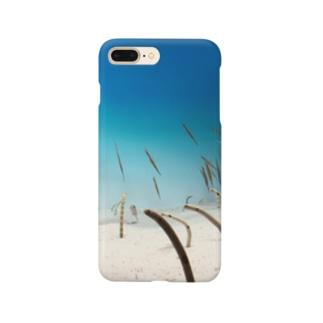 hoshiのチンアナゴ Smartphone cases