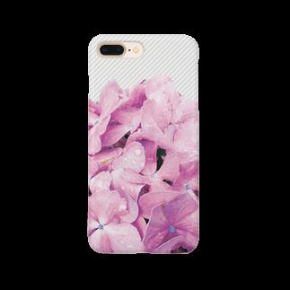 Atelier Pechi / アトリエ・ペチのHydrangea Smartphone cases