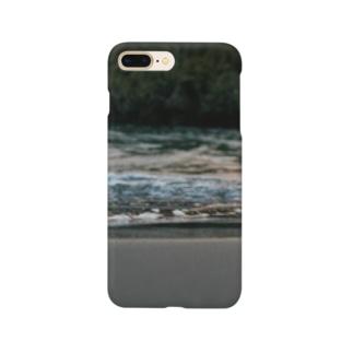 凪の黄昏に L Smartphone cases