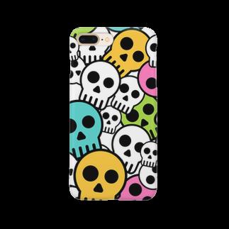 IZANAGIのシンプルドクロ~ Smartphone cases
