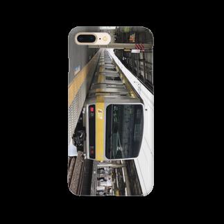浩生(ひろき)のE231系 B31編成 Smartphone cases