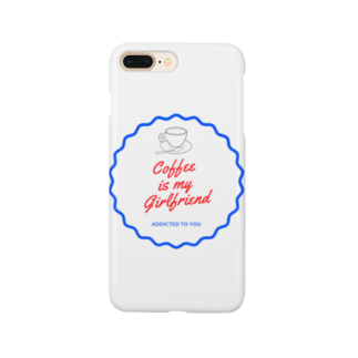 OLD TOWSONのGIRL FRIEND Smartphone cases