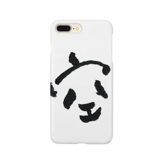 空パンダ Smartphone cases