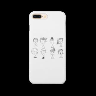 IZANAGIのガールズ Smartphone cases