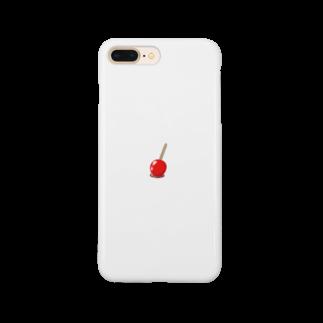 めろんそーだ。のりんごあめ Smartphone cases