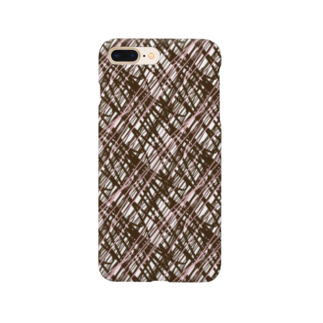AmanoLokiの例のチョコ Smartphone cases