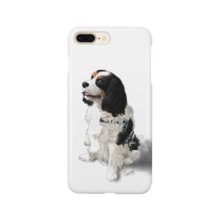 キャバリア№10 トライカラー マイキー Smartphone cases