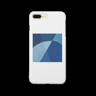 hentouの青 Smartphone cases
