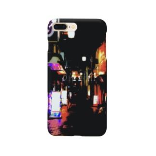 HenDrixxx StoReの#OsakaPinkGuide2019 SS Smartphone cases