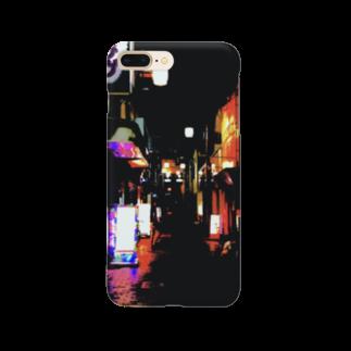 泷上智明の#OsakaPinkGuide2019 SS Smartphone cases