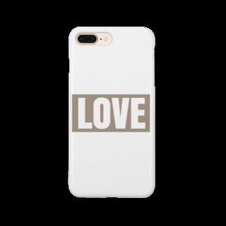 Koco'sのLOVE Smartphone cases