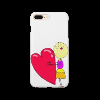 RoundFaceKのRoundFace Cutie♡ Smartphone cases