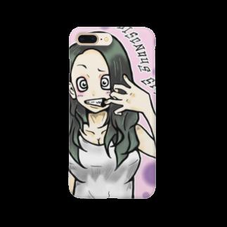 t.n.416のヘビ Smartphone cases