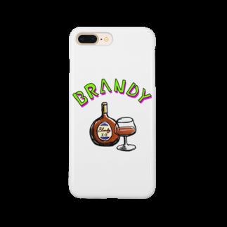 Yna SHOPのブランデー好きなあなたへ。 Smartphone cases