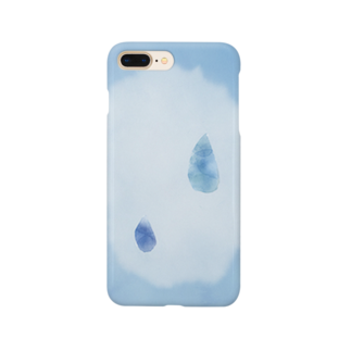 かな工房のあめのしずく Smartphone cases