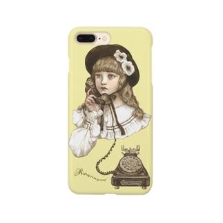 電話にでんわ Smartphone cases