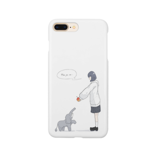 manaseのHere you are... Smartphone cases