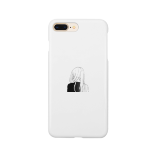 tenpraの女の子 Smartphone cases