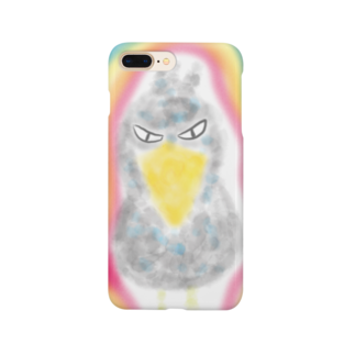 manamanawaruの虹とハシビロ Smartphone cases